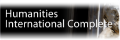 Humanities International Complete